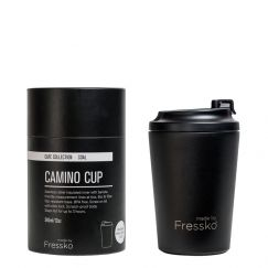 Reusable Cup | Camino Black  340ml / 12oz