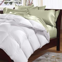 Royal Comfort Pure Soft 500GSM Goose Feather & Down Quilt   Various Sizes
