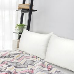 Royal Comfort UltraBounce Microfiber Pillow | Single Pack