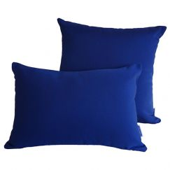 Sapphire Blue | Sunbrella Fade and Water Resistant Outdoor Cushion