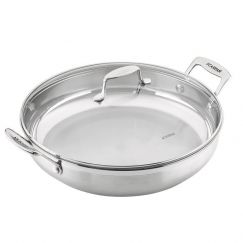 Scanpan Impact 32cm Stainless Steel Chef's Pan