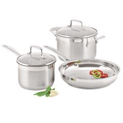 Scanpan Impact Cookware Set | 3 Piece