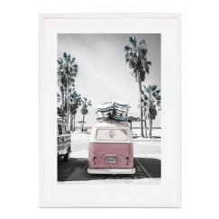 Seaside Comby | Framed Print