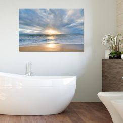 Seaside Twilight | Acrylic Print | Various Sizes | Pro Art Murals