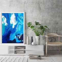 Shelly Beach | Art Print