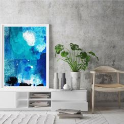 Shelly Beach II | Art Print