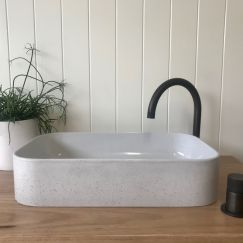 Sienna Full Basin by DLH Designs | Mist
