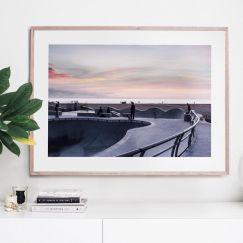Skate or Die | Limited Edition Print | Framed or Unframed | by Blacklist