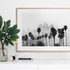 Skylines and Seabreeze | Limited Edition Print | Framed or Unframed | by Blacklist
