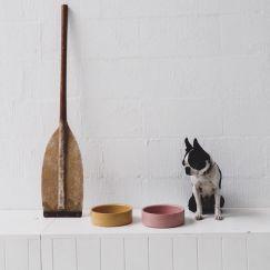 Slabshapers Concrete Dog Bowls - Lge
