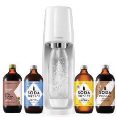 Sodastream Spirit Sparkling Water Maker with Flavors