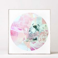 Softly Softly | Unframed Fine Art Print | Square