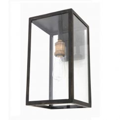 Southampton Large Wall Bracket in Antique Black | By Beacon Lighting