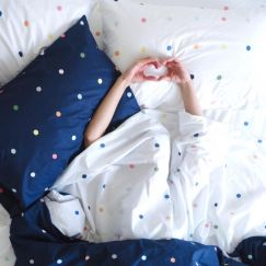 Spot & Dot | Flat Sheet | More Than Ever