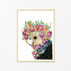 Stevie | Art Print by Grotti Lotti