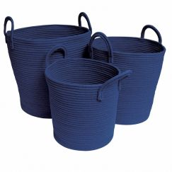 Storage Baskets | Navy - Large