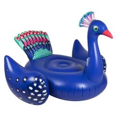 Sunny Life Luxe Ride-On Float Peacock