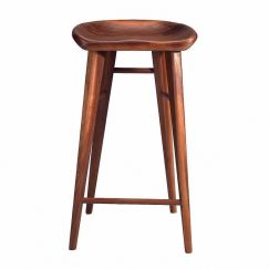 Taburet Bar Stool | Walnut