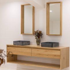 Tanami Vanity | Tasmanian Oak
