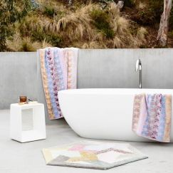 Tenera Bath Sheet by Ziporah Lifestyle