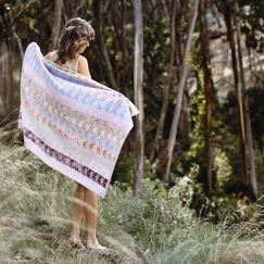 Tenera Bath Towel by Ziporah Lifestyle