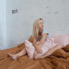 TERRACOTTA 100% Long-Staple Cotton Quilt Cover Set