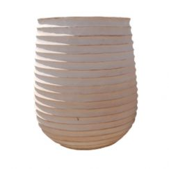 Terracotta Band Garden Pot