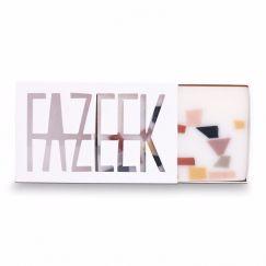Terrazzo Soap | Lychee & Black Tea | Handmade by Fazeek