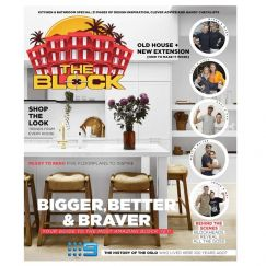 The Block Magazine + FREE Bag