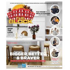 The Block Magazine + FREE Bag