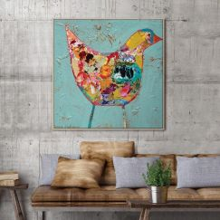 The Chase | Anna Blatman | Canvas or Print by Artist Lane