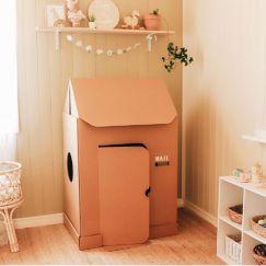 The House Cubby | The Cardboard Cubby Co
