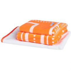 The McAlpin Bath Towel Bundle by Sunday Minx
