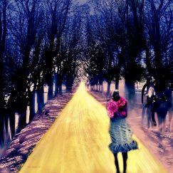 The Path | Lightbox + Artwork | Various Sizes