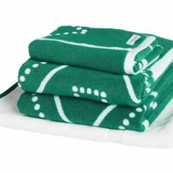 The Webster Bath Towel Set by Sunday Minx