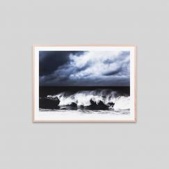 Thundering Ocean | Framed Photographic Print