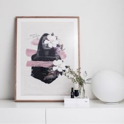 Truth Is Beauty | Limited Edition Print | Framed or Unframed | by Blacklist