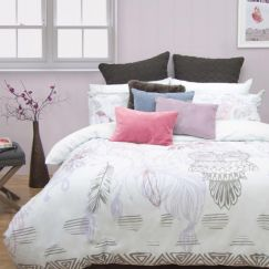 Twilight Quilt Cover Set | Queen Bed