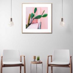Urban Jungle | Framed Print | by United Interiors