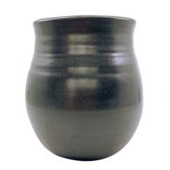 Utensil Holder and Vase | Slate | by Batch Ceramics