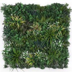 UV Stabilized Green Forest Select Range Vertical Garden 100cm x 100cm