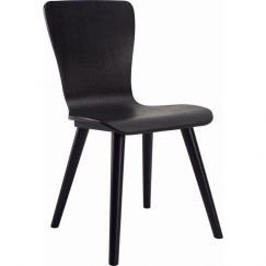 Valley Dining Chair | Black | Modern Furniture