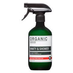 Vanity & Shower – Blood Orange & West Indian Lime | 500ml