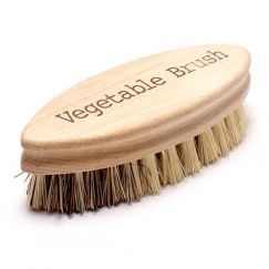 Vegetable Cleaning Brush | Wooden