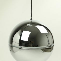 Vibeke Pendant Light | Chrome