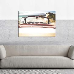Vintage Cool | Canvas Print By United Interiors