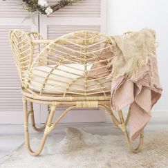 Willow Baby Bassinet | Natural