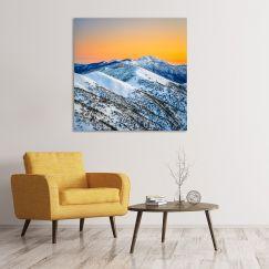 Winter Glow | Canvas Print by Scott Leggo