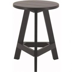 Yumi Stool | Black | Modern Furniture