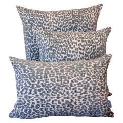 Zambia | Sea Foam | Sunbrella Fade and Water Resistant Outdoor Cushion